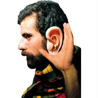 Paire d'oreilles géantes