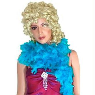 Boa Bleu Turquoise (2m)