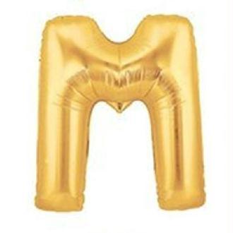 Ballon M or 38 cm