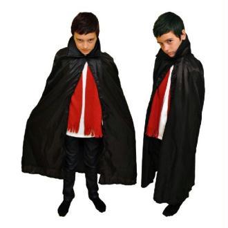 Cape de vampire avec col 100 cm (enfant-adulte)