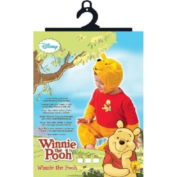 Déguisement disney Winnie l'ourson-2/3 ans - Photo n°2