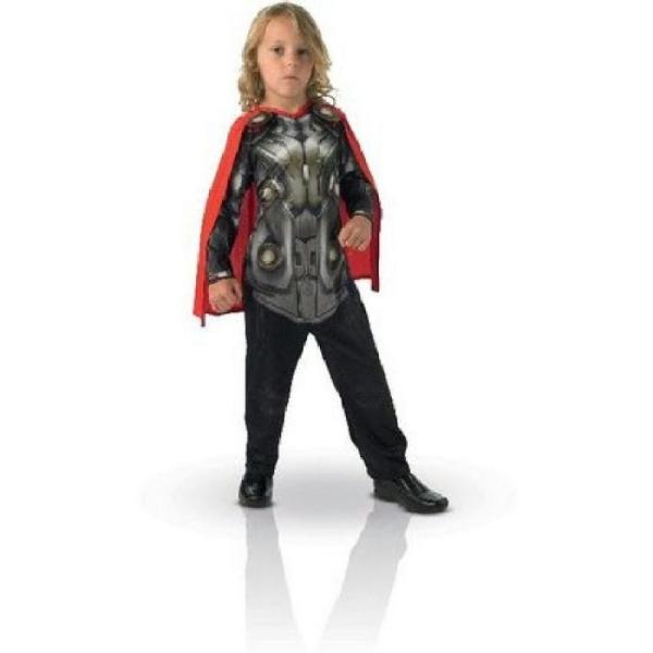 Déguisement Classique Thor 2 (5/6 ans) - Photo n°1