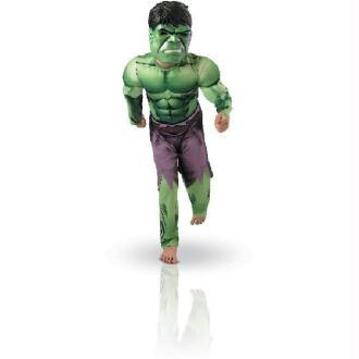 Déguisement Luxe Hulk Avengers (3/4 ans)