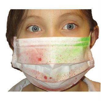 Masque toxic