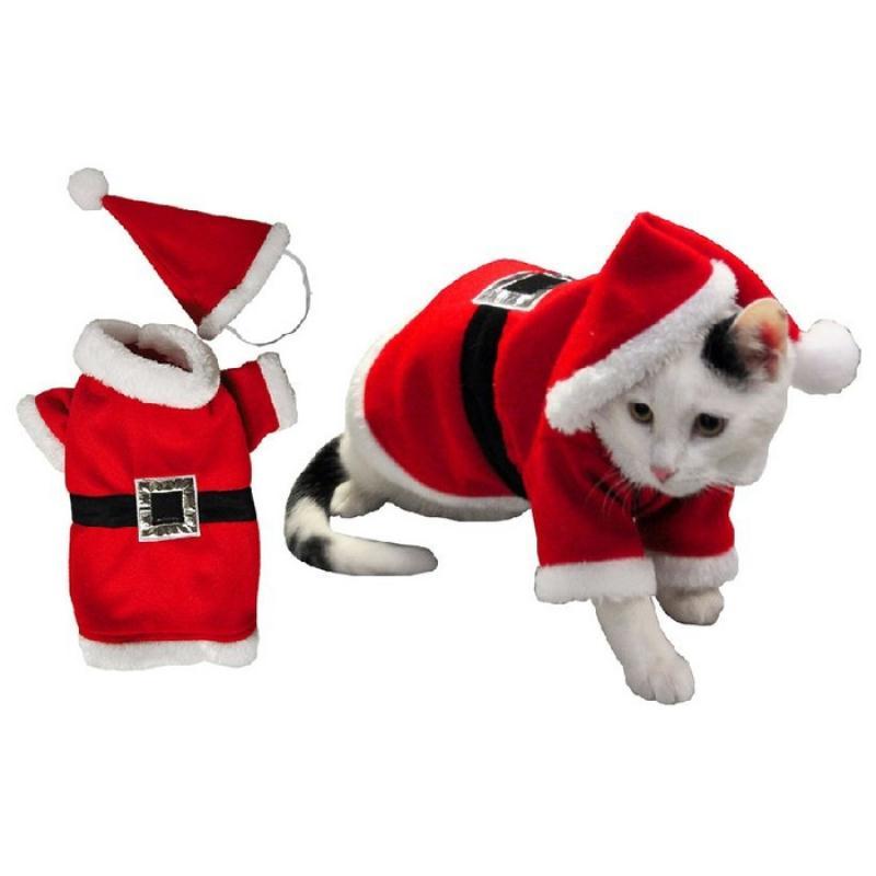 Deguisement Pour Chat Noel Costume Noël pour chat   chien   Déguisements de Noël   Creavea