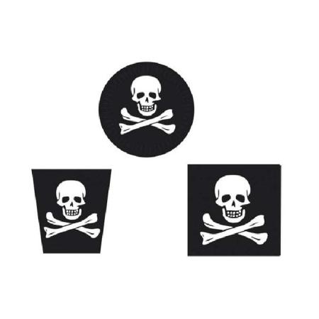 Set de table pirate - Boland
