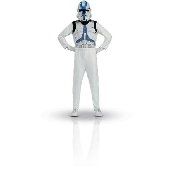 Déguisement Clone Trooper-8/10 ans - Photo n°1