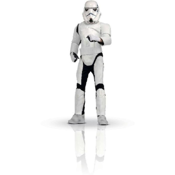 Déguisement luxe stormtrooper - (40/44) - Photo n°1