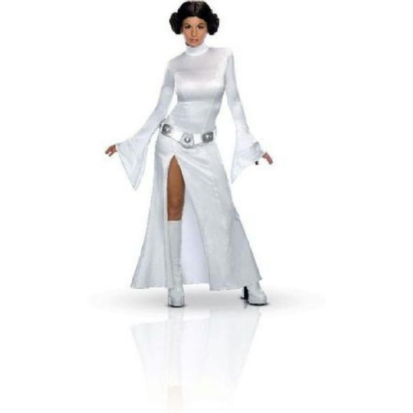 Déguisement luxe sexy princesse Leia - Taille M - Photo n°1