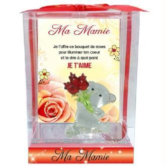 Coffret cadeau sentiments Ma Mamie