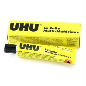 Colle UHU multi-materiaux
