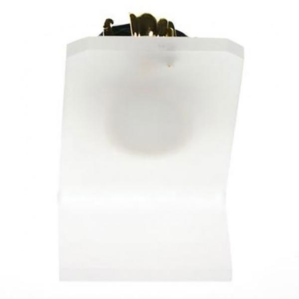 Porte bijoux présentoir pour pendentif 1 crochet Translucide - Photo n°3