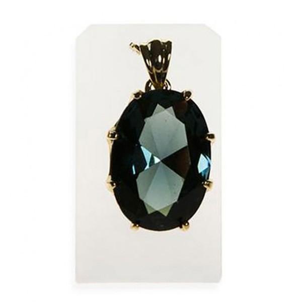 Porte bijoux présentoir pour pendentif 1 crochet Translucide - Photo n°4