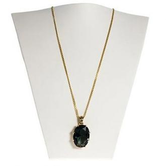 Accroche collier free porte bijoux mural noir yamazaki - Porte collier mural ...