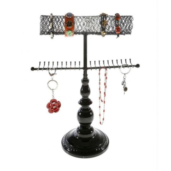 Porte bijoux queen pour colliers bracelets et accessoires - Photo n°1