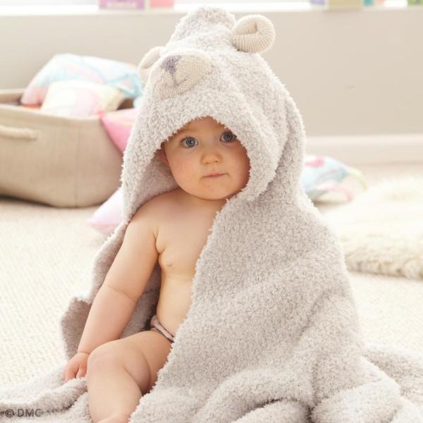Laine Fluffy Baby Knitting DMC - 25 g - Photo n°2