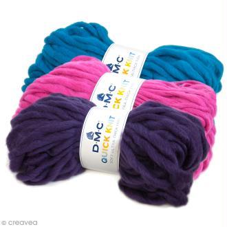 Laine Quick Knit DMC - 150 g