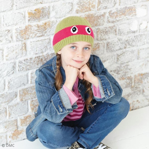 Laine Knitty 4 DMC - 100 g - Photo n°2
