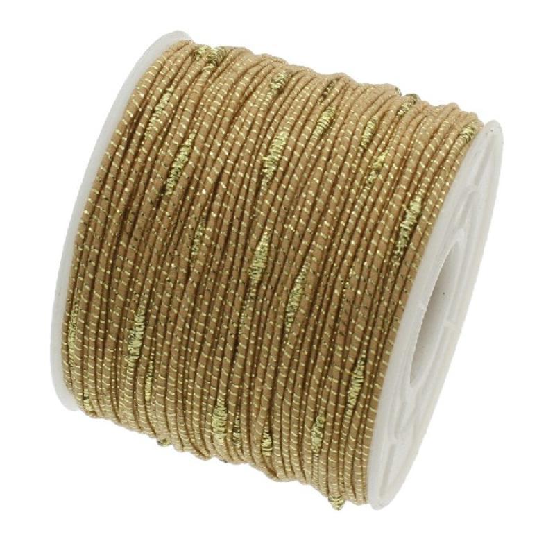 Fil nylon tress beige fil dor 1 millim tre sur mesure for Acheter miroir sur mesure