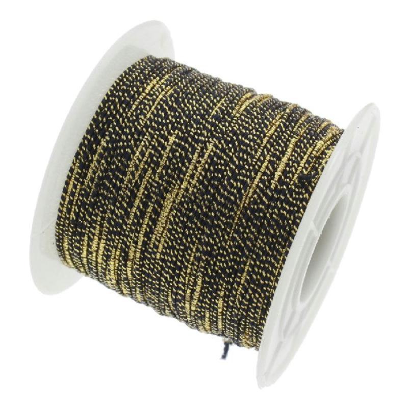Fil nylon tress noir fil dor 1 millim tre sur mesure for Acheter miroir sur mesure