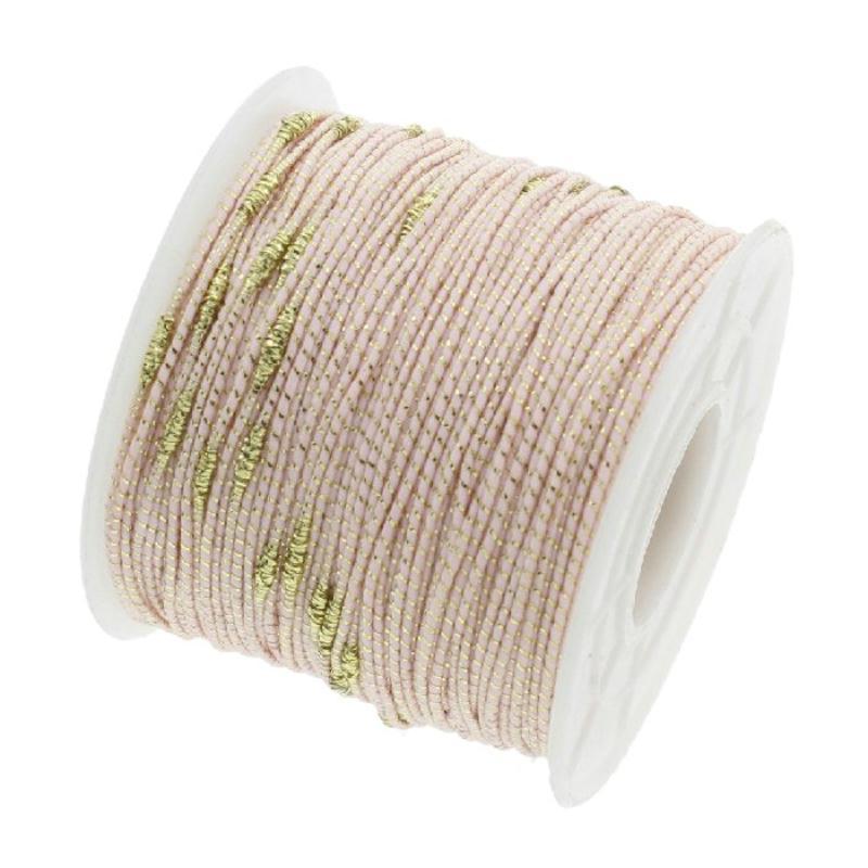 Fil nylon tress rose clair fil dor 1 millim tre sur for Prix miroir sur mesure