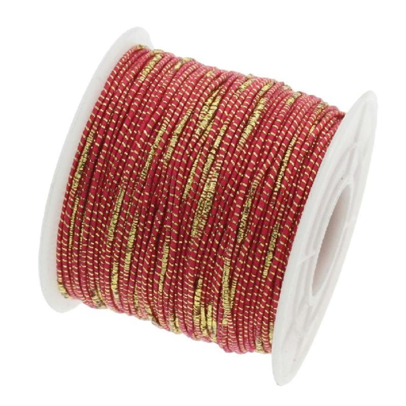 Fil nylon tress rouge fil dor 1 millim tre sur mesure for Acheter miroir sur mesure