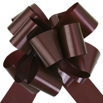 10 Grands noeuds automatiques chocolat