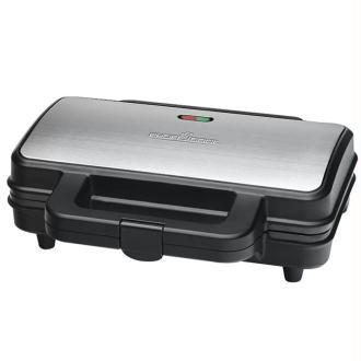ProfiCook Grille-pain Sandwich 900 W argenté PC-ST 1092