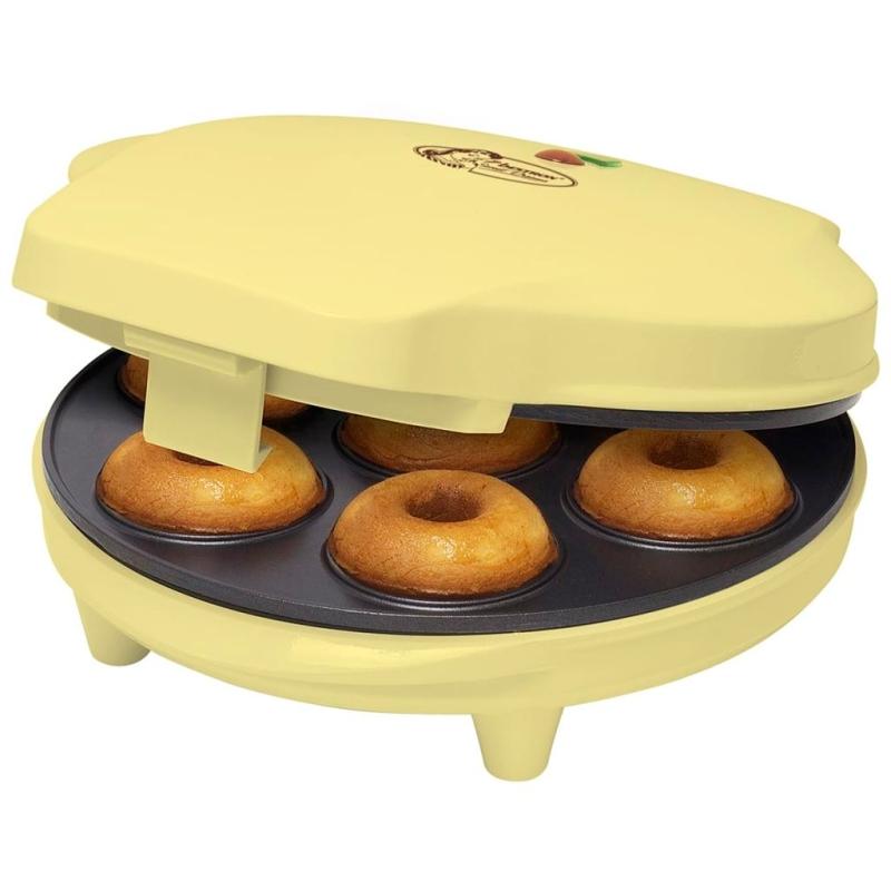 Bestron appareil beignets couleur vanille 700 w adm218sd for Appareil vapeur cuisine