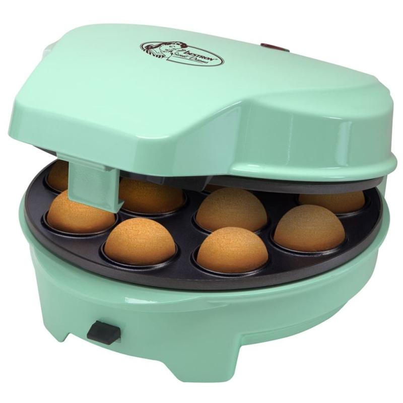 Bestron appareil g teaux 3 en 1 vert menthe 700 w asw238 for Appareils electromenagers cuisine