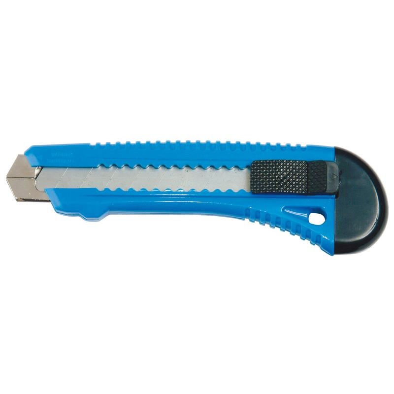 Cutter de bricolage 130mm plastique - Photo n°1