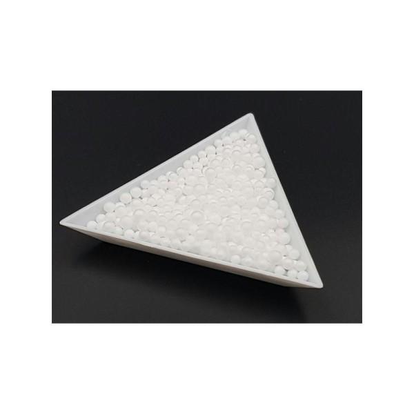5000 Billes De Polystyrène 3mm Couleur Blanc - Photo n°1