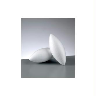Pomme de pin en polystyrène, 12 cm, 1 pièce