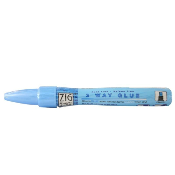 Stylo colle Zig 5mm - Photo n°1