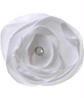 Accessoires fleur en tissu pour la de bijoux et accessoires 5 pièces
