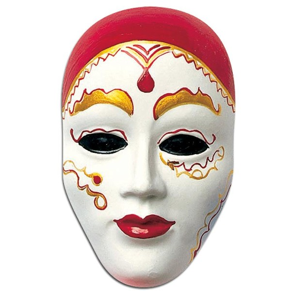 Moule relief Masque x10 - Photo n°3