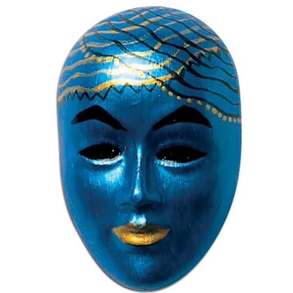 Moule relief Masque x10 - Photo n°4