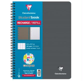 Recharge pour Student'book