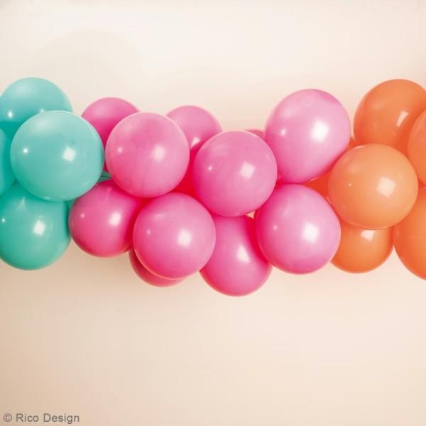 Attache ballon pour guirlande - 20 pcs - Photo n°3