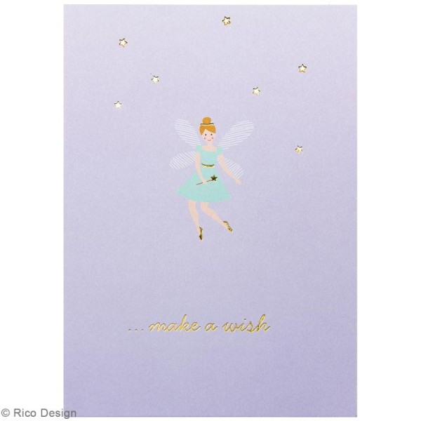 Set cartes postales - Princesse - 12,5 x 17,6 cm - 15 pcs - Photo n°2
