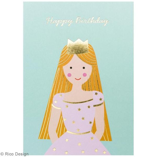 Set cartes postales - Princesse - 12,5 x 17,6 cm - 15 pcs - Photo n°3