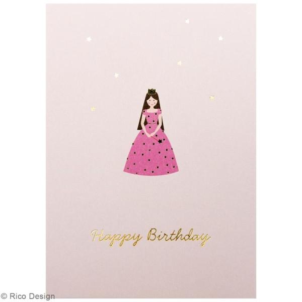 Set cartes postales - Princesse - 12,5 x 17,6 cm - 15 pcs - Photo n°5