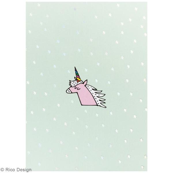Stickers - Magical summer licorne - 265 pcs - Photo n°5