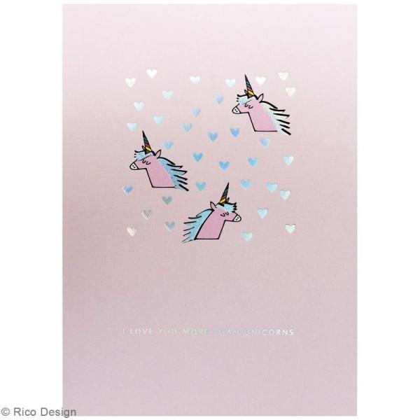 Stickers - Magical summer licorne - 265 pcs - Photo n°6