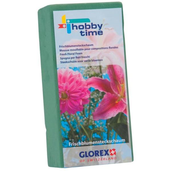 Mousse humide pour compositions florales - Photo n°1