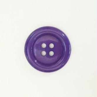 Gros Bouton Clown 38mm : Violet