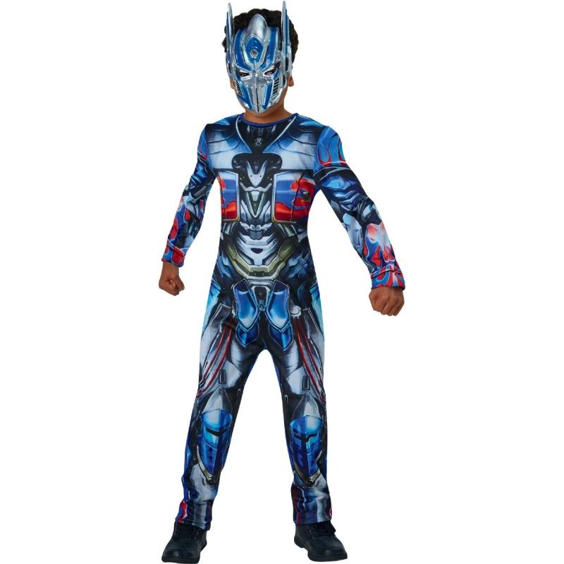 Déguisement optimus prime transformer 5 - (7/8 ans) - Photo n°1