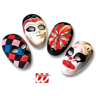 1 Masque Carnaval (couleurs assorties)