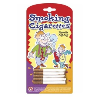 5 Fausses cigarettes puff puff