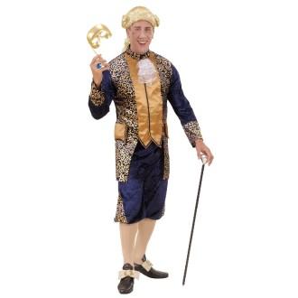 Costume marquis bleu - (44/48)